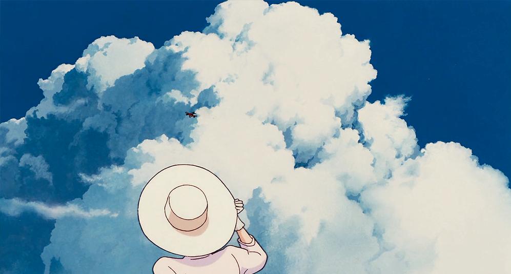 Anime Wallpaper Ghibli Art Cute Laptop Wallpaper