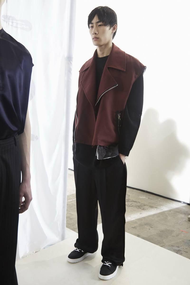 Kenneth Ning Fall/Winter 2016/17 - New York Fashion Week Men's
