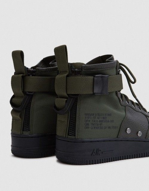 low priced 714fc be82a Nike SF Air Force 1 Mid sneakers sneakernews StreetStyle Kicks adidas  nike vans newbalance puma ADIDAS ASICS CONVERSE DIADORA REEBOK  SAUCONY