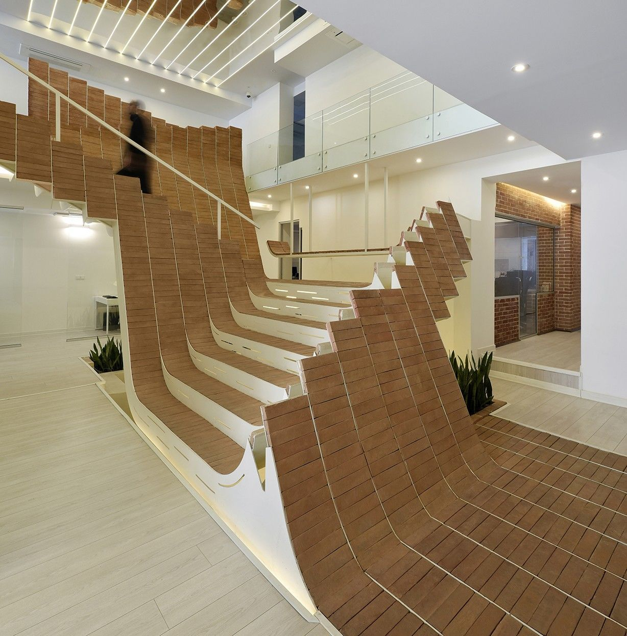 Decorating A Staircase Ideas Inspiration: Staircase Design, Architecture