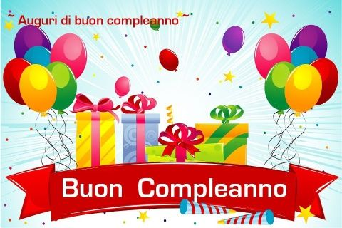buon compleanno pacchi regalo Birhtday Wishes Pinterest - birthday wish template