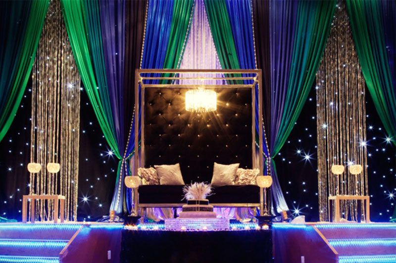 Pin By Vivian Young On Wedding Aisle Decor Indian