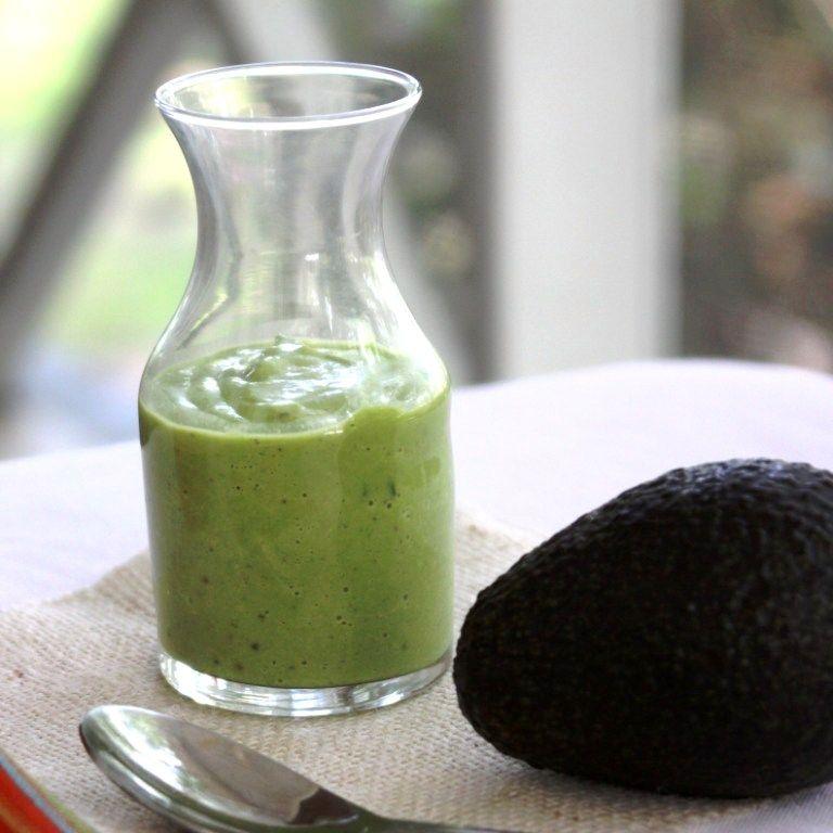 Avocado Lime Vinaigrette