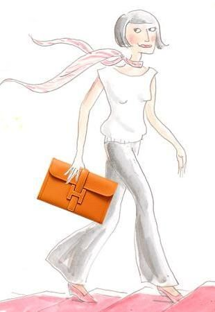{arm candy} Get an Hermes Jige Clutch for Free!!! Read more: http://www.thefashionistyle.com/2012/04/arm-candy-get-hermes-jige-clutch-for.html