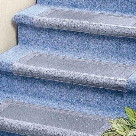 Buy Clear Stair Treads Carpet Protector In Cheap Price On M   Cheap Carpet Stair Treads   True Bullnose   Hallway Carpet   Carpet Runners   Slip Resistant   Bullnose Carpet