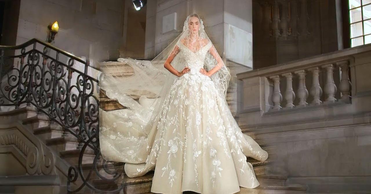 Los vestidos de novia más deseados para tu boda