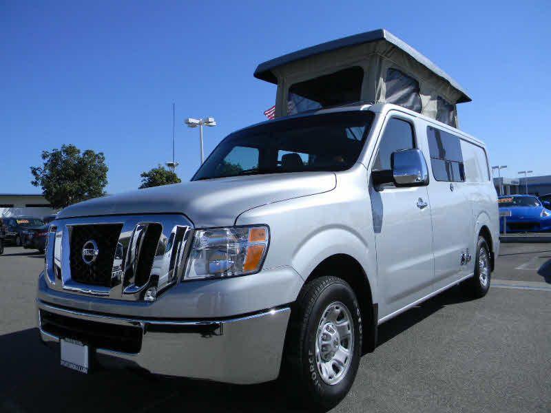 nissan nv camper conversion Nissan NV1500 and NV2500