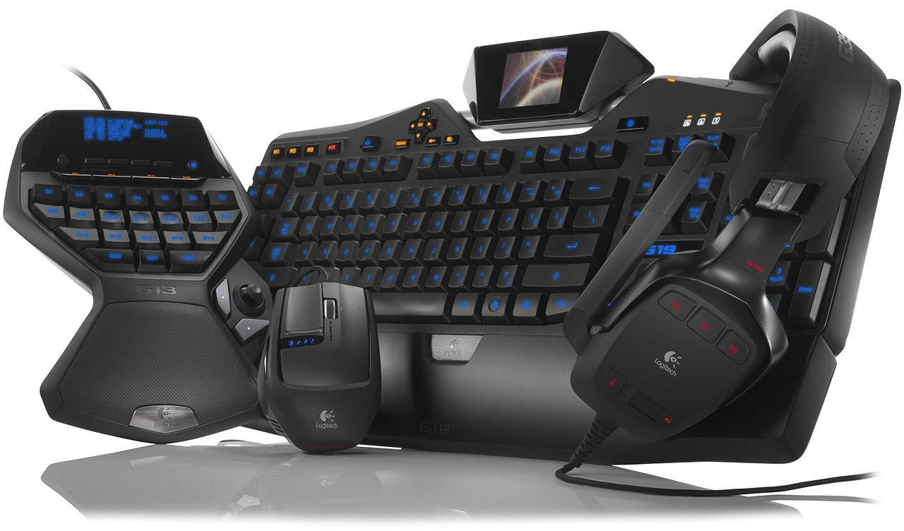 5 Accessories To Make Your PC Gaming Easier