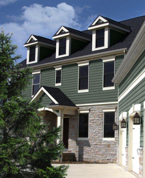 Provia Siding Cedarmax Aspen Provia Windows And