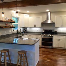 Knox Rail Salvage Kitchen Cabinets in 2020 | Kitchen ...