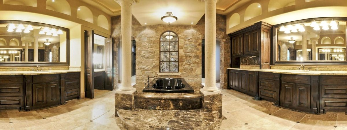 Cabinets Luxury Master Bathrooms | MASTER_BATH