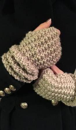 Je tricote des mitaines trop faciles ! (avec images)   Tricot, Tricot avec tricotin, Mitaines tricot