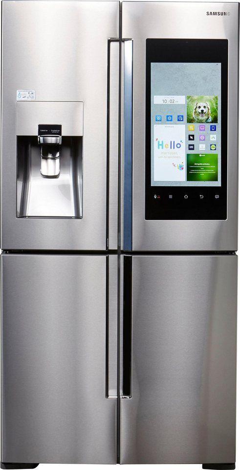 Samsung French Door Kühlschrank RF56M9540, 182,5 cm hoch, 90,8 cm ...