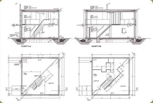 Le Corbusier  Artisans Maison  Architecture  Important Buildings