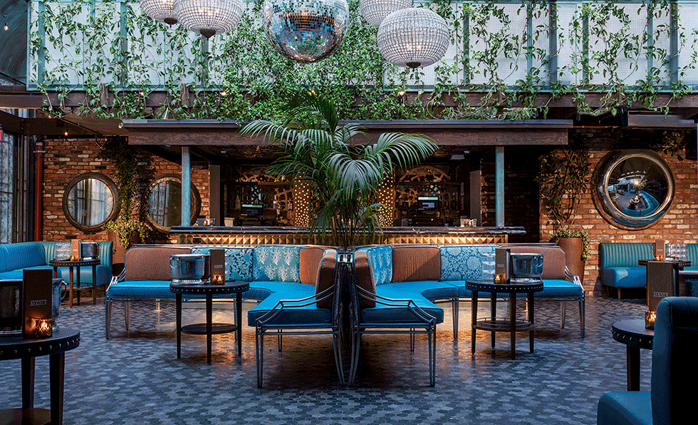 2018 Hd Nightlife Awards Winners And Finalists Hospitality Design Outdoor Living Deck Restaurant Design Awards Hospitality Design