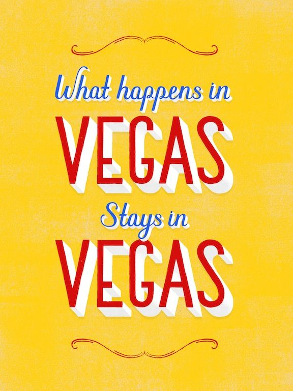 What Happens In Vegas Stays In Vegas Sarah Clemen After Our Trip