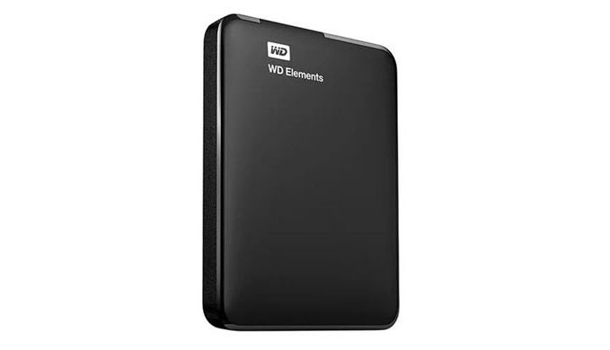 Western Digital Elements 1TB USB 3.0 External Hard Drive ...
