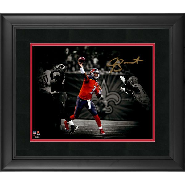 Jameis Winston Tampa Bay Buccaneers Fanatics Authentic Framed Autographed  11