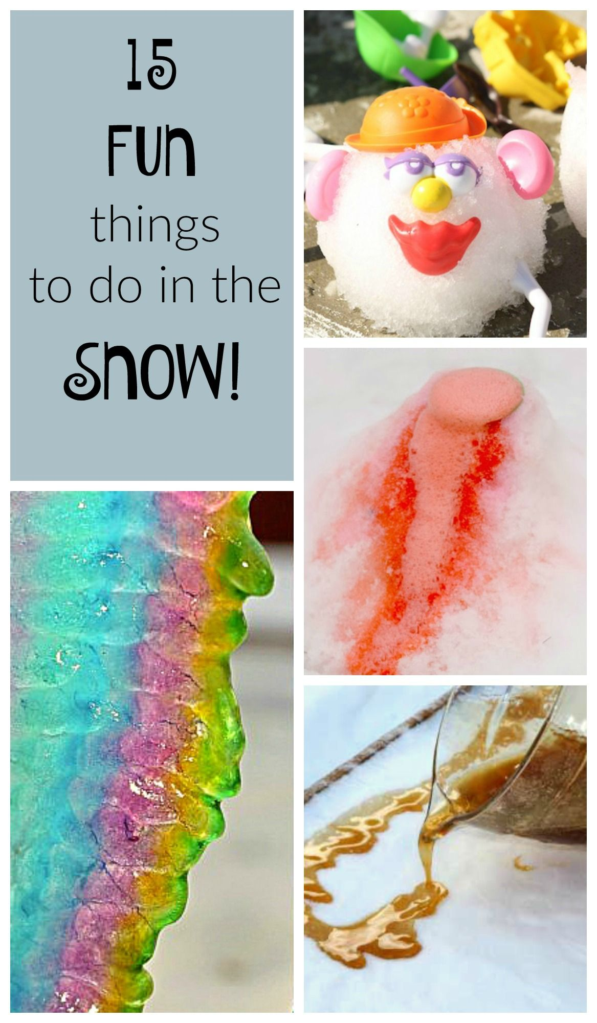 15 Fun Things To Do In The Snow In With Images