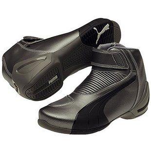 Puma Flat v2 Boots   Motorcycle shoes