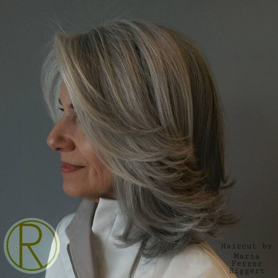 60 gorgeous gray hair styles in 2019 | inspirations | grey