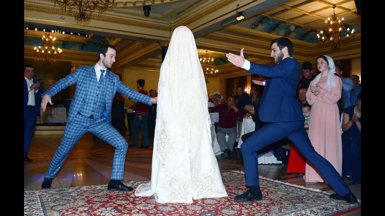 Очень интересная Балкарская свадьба в Алматы (традиции
