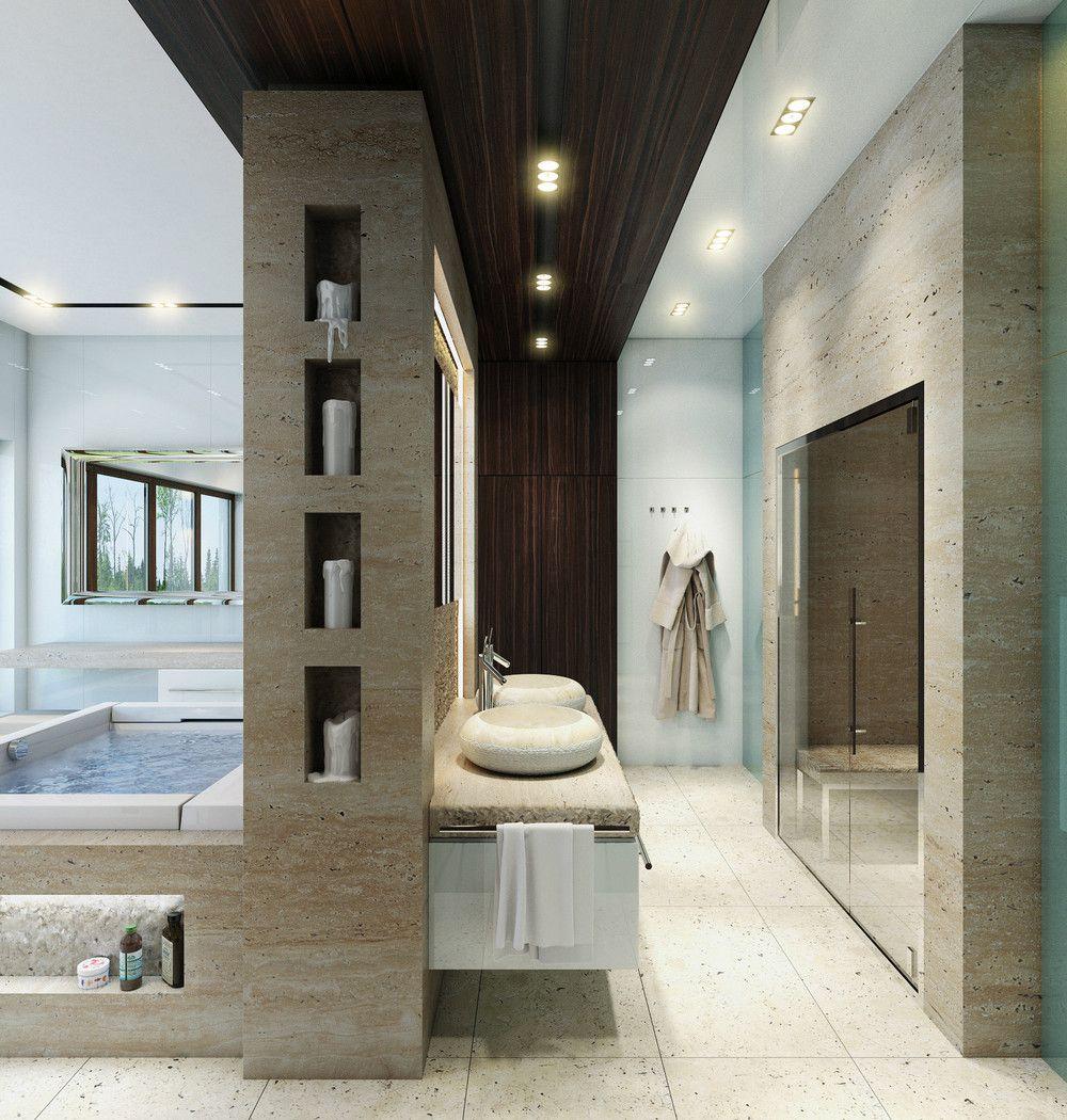 25 Luxurious Bathroom Design Ideas To Copy Right Now Domy