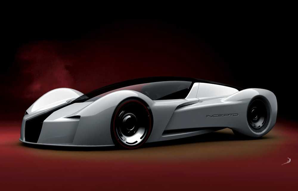 Future Automobiles | The Future Cars Incepto Concept Of 2 Seater Sports Car  Review .
