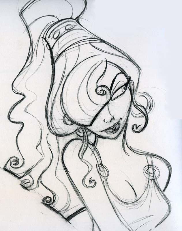 Disney\'s Hercules- Meg | Goulash | Pinterest | Disney hercules ...