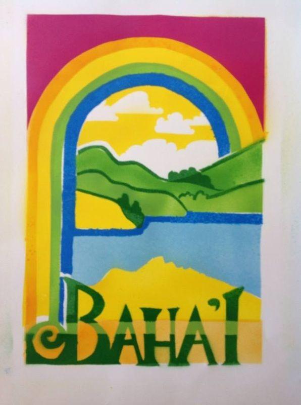 Bahai poster