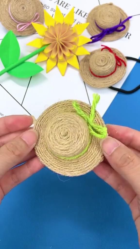 Photo of Accessories-Hat-DIY Crafts for Kids-Easy Cute DIY Hairpin-