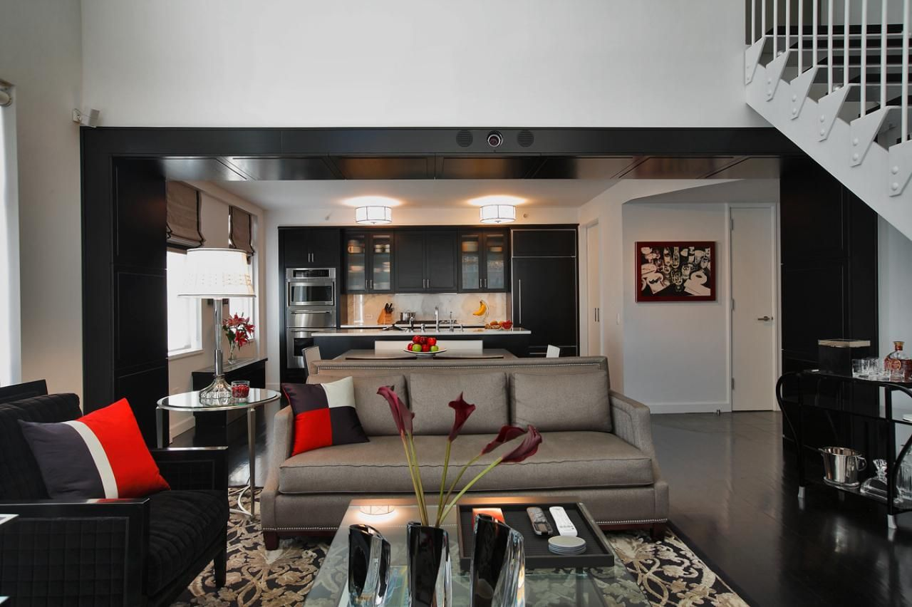 Kitchen Designers Nyc Brilliant Simplicity Is Key In This Manhattan Apartmentdesigner Ken Decorating Design