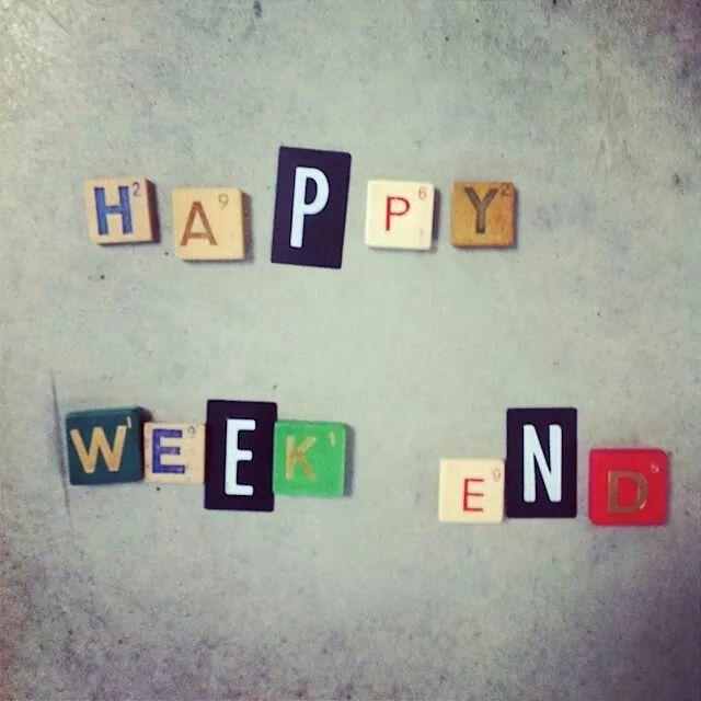 week end weekdays weekend emotions pinterest vendredi citation i mots doux. Black Bedroom Furniture Sets. Home Design Ideas