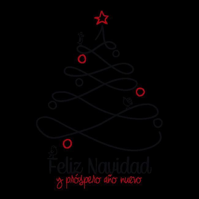Vinilo Decorativo Arbol Feliz Navidad Letrero De Feliz Navidad Feliz Navidad Letras Feliz Navidad