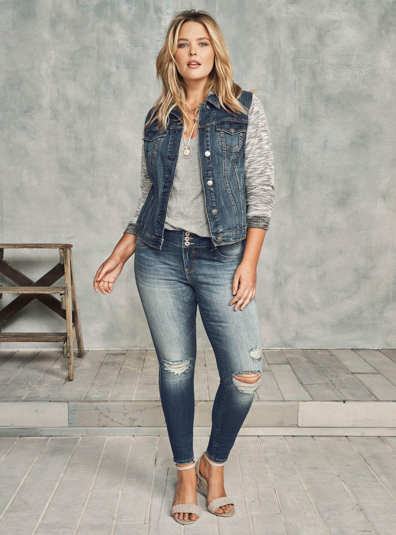InMyJeans Torrid Plus Size Torrid Denim Plus size