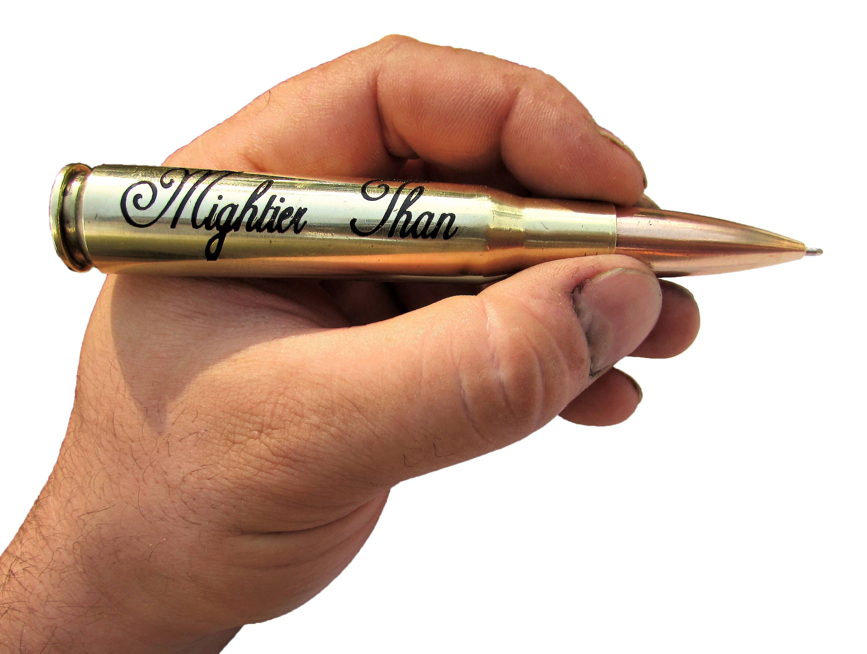 Add On Personalized Engraving for Bullet Pen, Bullet