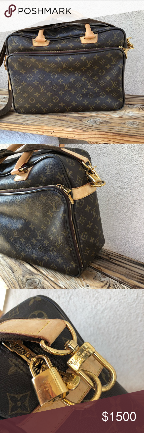 Louis Vuitton Bags Baby Bags. LV BUSINESS BAG DIAPER BAG I used this as a diaper  bag. Loved it 54cea50c23d44