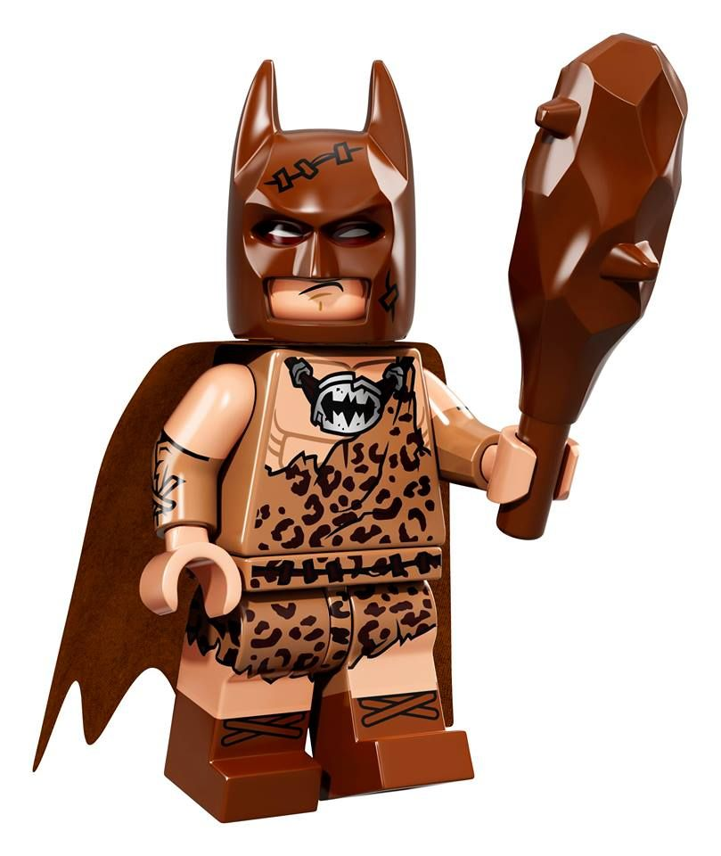 LEGO Minifigures - The LEGO Batman Movie Series announced | Batman ...