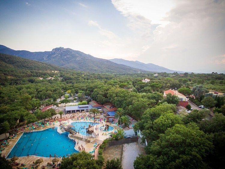 Camping Resort Sunelia Le Bois Fleuri Naturaleza Y Chalets