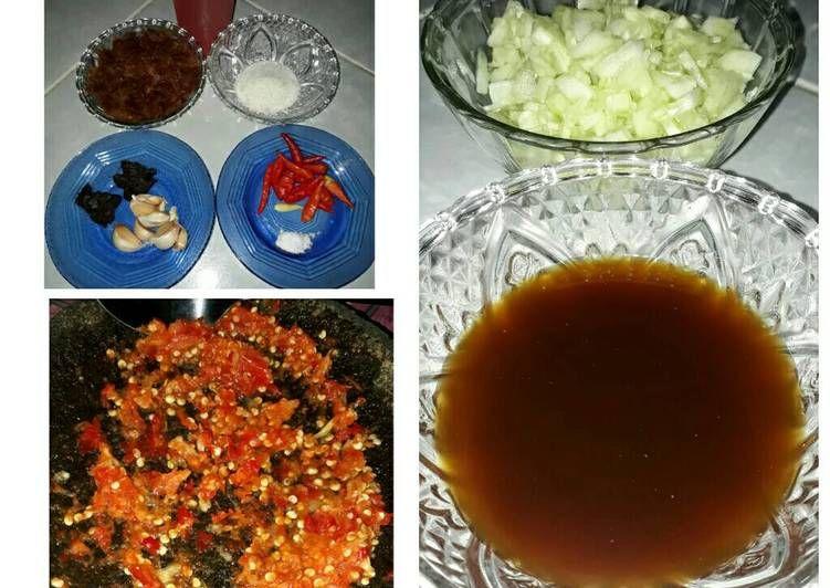 Resep Kuah Cuka Pempek Oleh Dapur Hasla Resep Cuka Resep Masakan