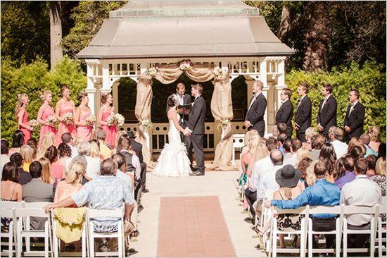 Rustic Camarillo Ranch Wedding