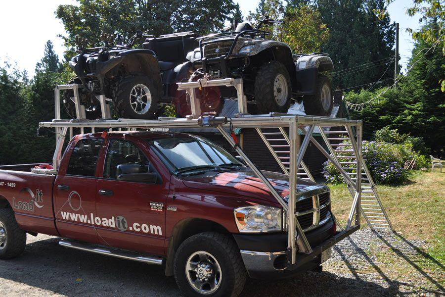 Over the Cab ATV/UTV Loader Recreational