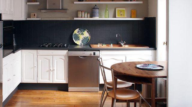 repeindre une cuisine : 300 euros pour un relooking réussi | avant