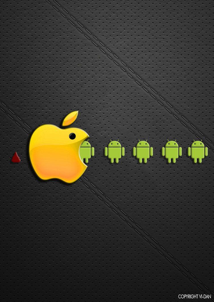 7000+ Wallpaper Android Vs Apple Hd HD Paling Keren