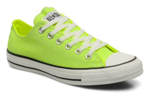 converse all star amarillas fosforitas