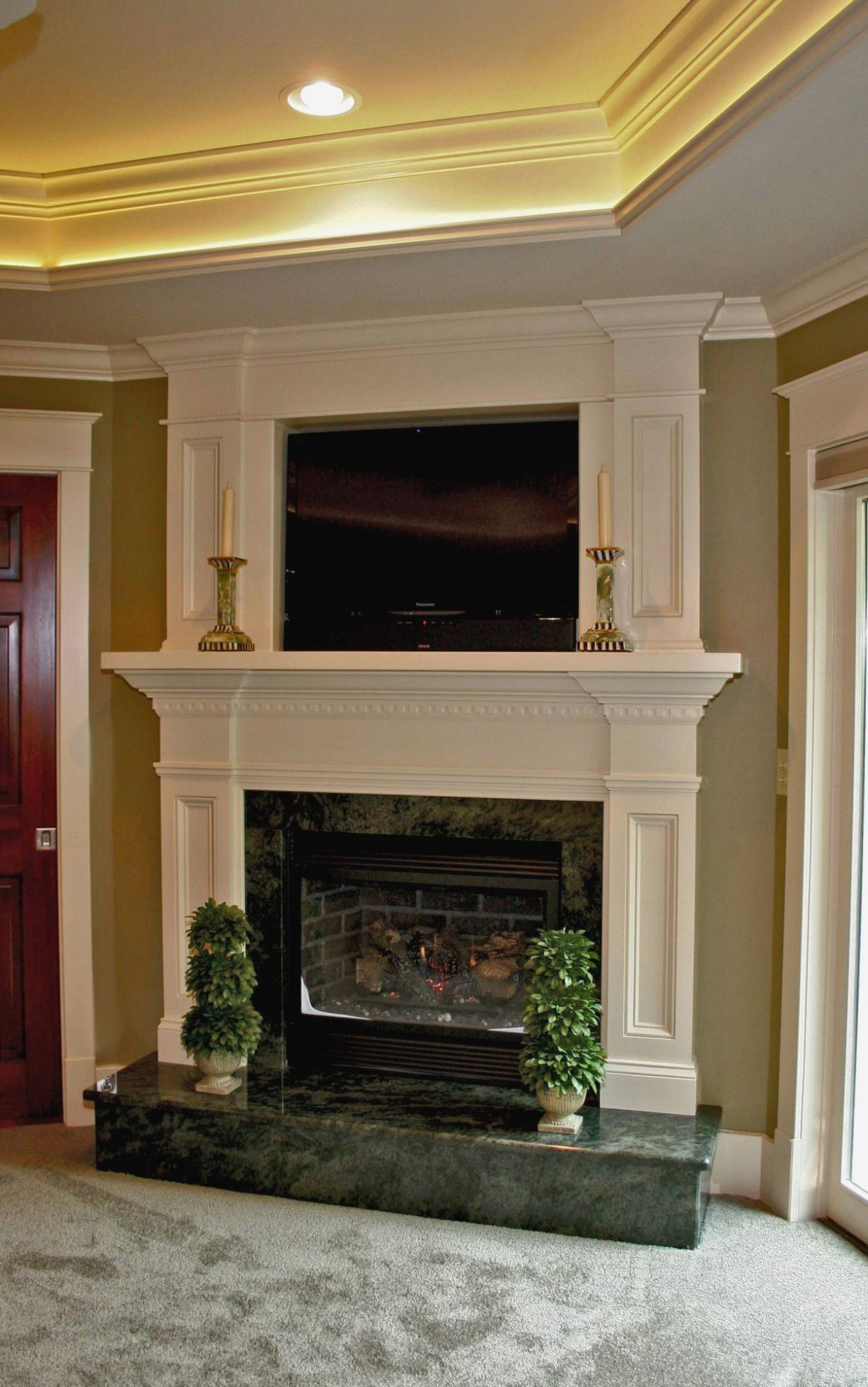 22+ Fireplace molding ideas info