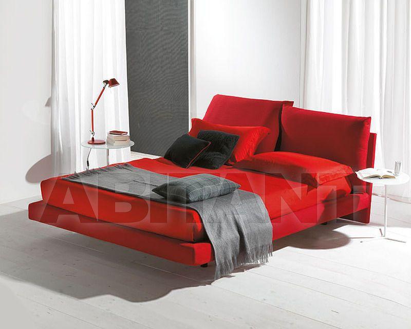 Кровать Topazio красная Bontempi 3345P3, Каталог мебели ABITANT Москва