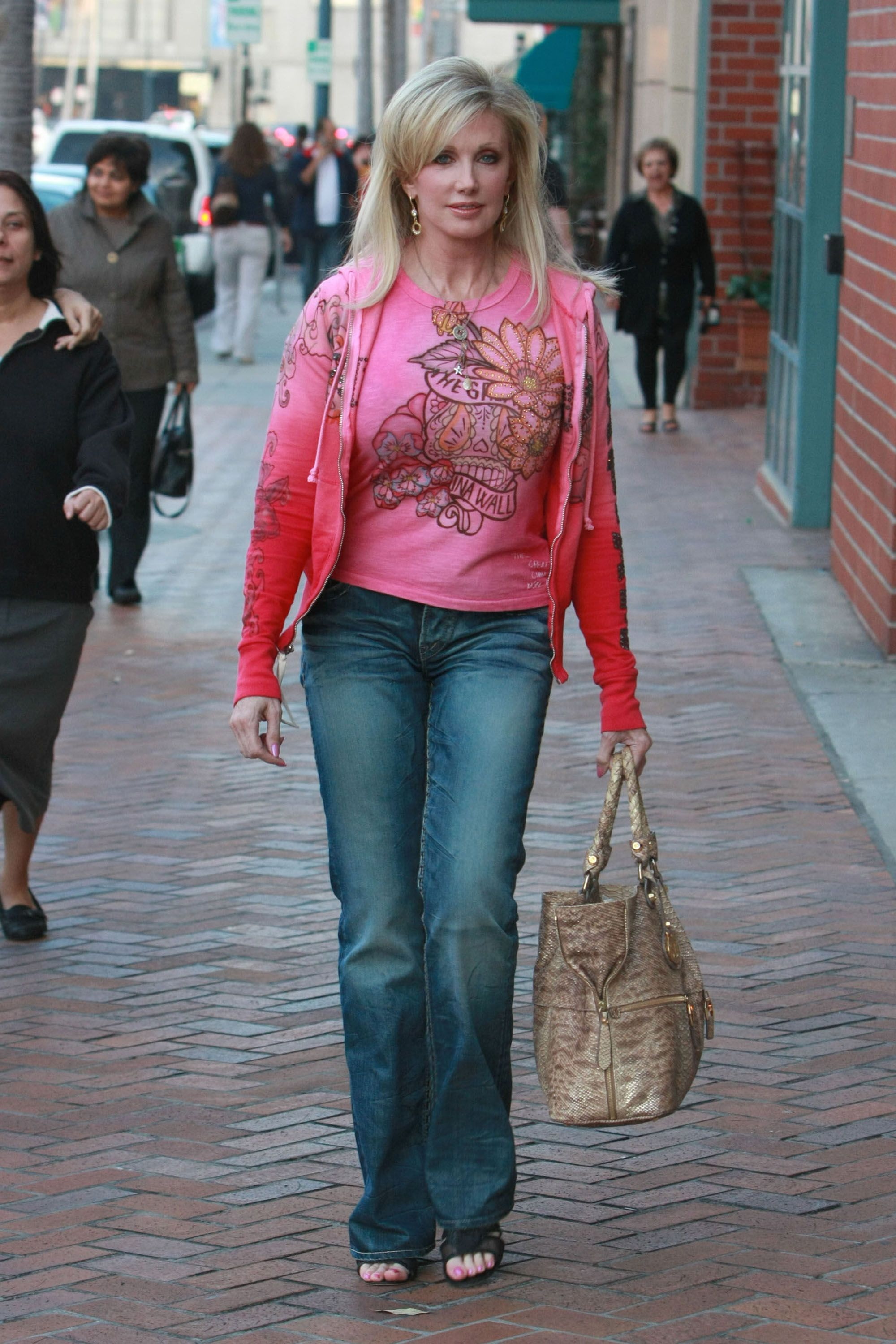 morgan fairchild feet pics