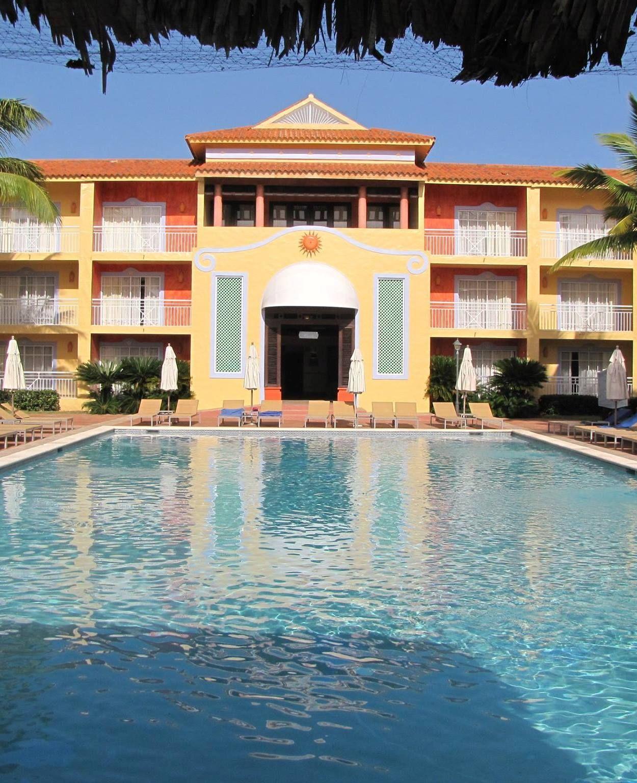 The Quiet Pool At Gran Ventana Beach Resort Puerto Plata