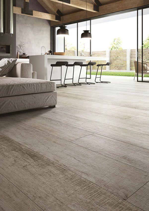 Descubre la mejor imitaci n a madera en gres porcel nico for Pavimentos rusticos para interiores
